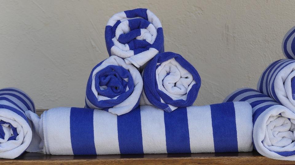 Πετσέτα θαλάσσης: πώς να την κρατήσετε σαν καινούρια-featured_image