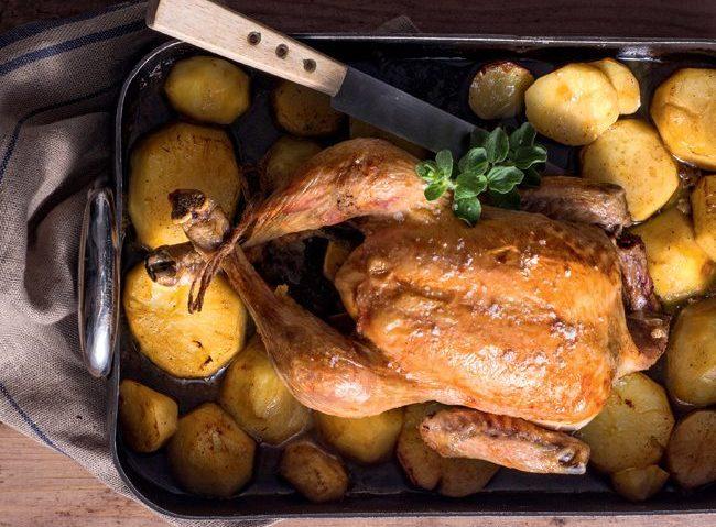 6 εύκολες συνταγές με κοτόπουλο-featured_image