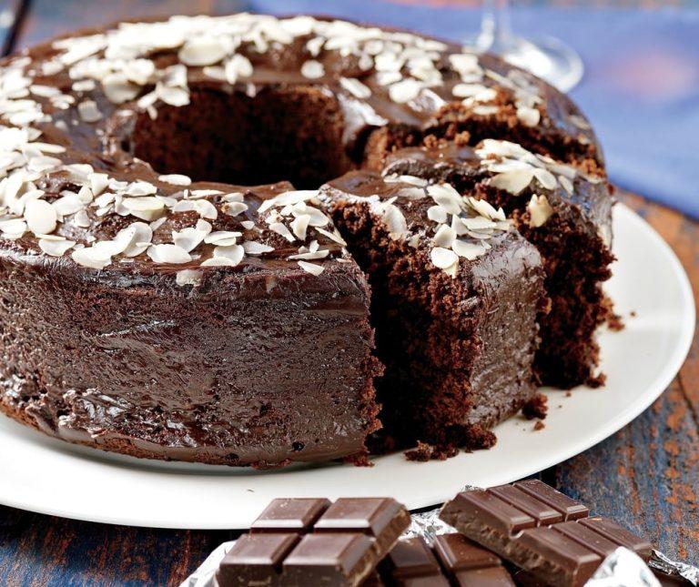 Πανεύκολο κέικ κακάο της Αργυρώς