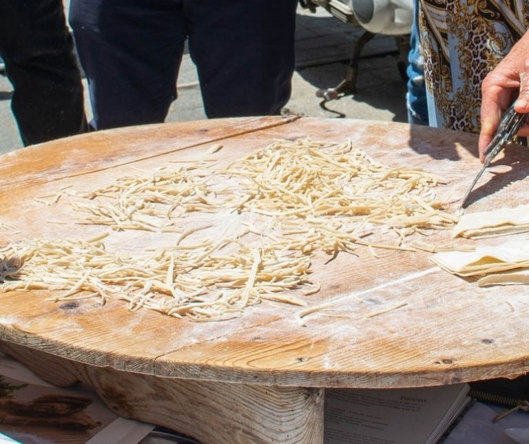 Μάτσι (Παραδοσιακά ζυμαρικά Ρόδου)
