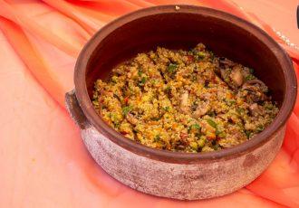 σουπιές με λαχανικά και πλιγούρι εύκολη νηστισιμη συνταγή ροδος αργυρω οι μαμαδες του αιγαιου