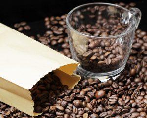 αποθήκευση καφέ ψυγείο που διατηρείται ο καφές