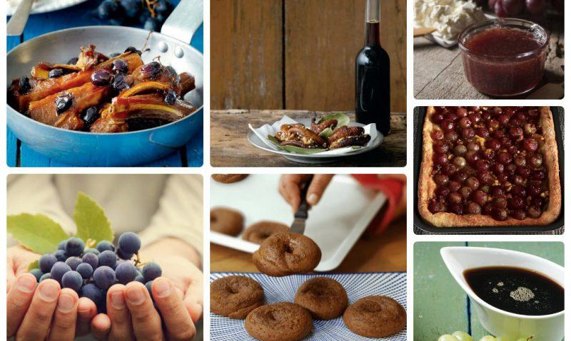 Συνταγές με σταφύλια – Συνταγές του Τρύγου-featured_image