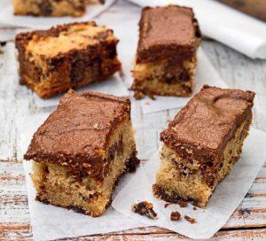 σπιτικα παστάκια βανίλια σοκολάτα με επικαλυψη σοκολατας ατομικα για κερασμα κερασματα