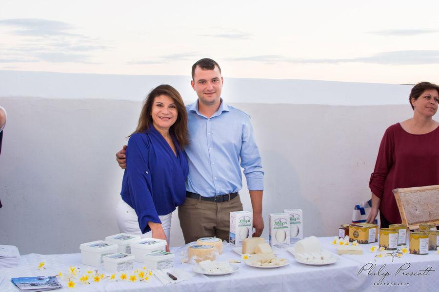 Η σεφ Αργυρώ Μπαρμπαρίγου, πρέσβειρα της Γαστρονομικής Περιφέρειας Νοτίου Αιγαίου, με την υποστήριξη του Δήμου και της Περιφέρειας Νοτίου Αιγαίου, κατοίκων και παραγωγών είχε την ευκαιρία  να αναδείξει την αστυπαλίτικη κουζίνα με συνταγές υψηλής διατροφικής αξίας που συνδυάζουν παράδοση και οικιακή οικονομία.
