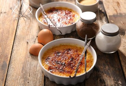Κρεμ μπρουλέ (Creme brulee)-featured_image