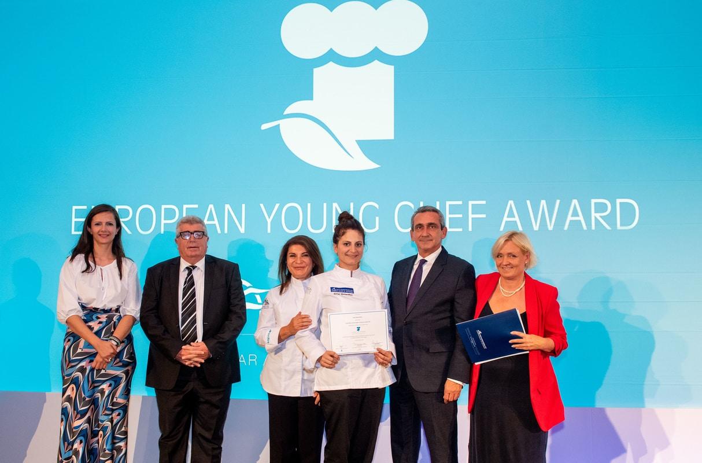 """Νικήτρια του """"European Young Chef 2019"""" η Ροδίτισσα σεφ, Ειρήνη Γιωργουδιού-featured_image"""