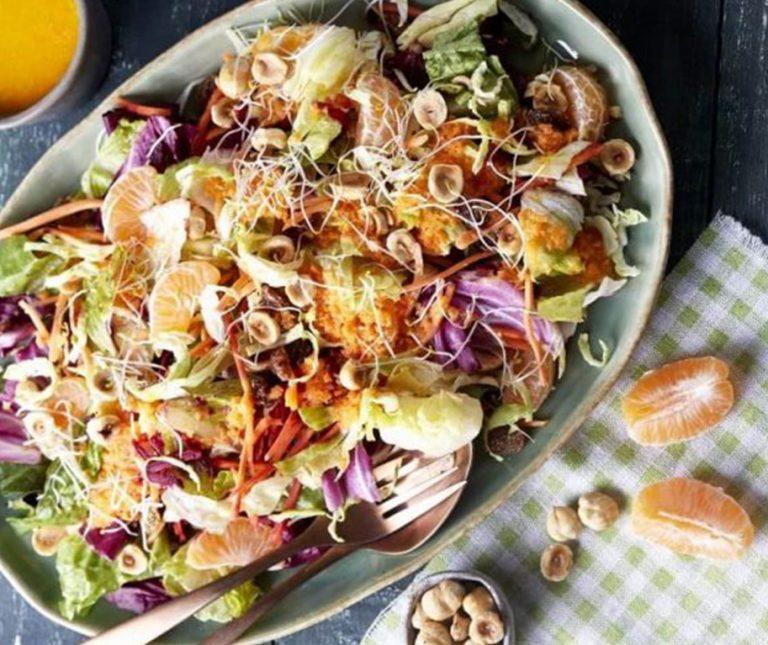 Χειμωνιάτικη σαλάτα