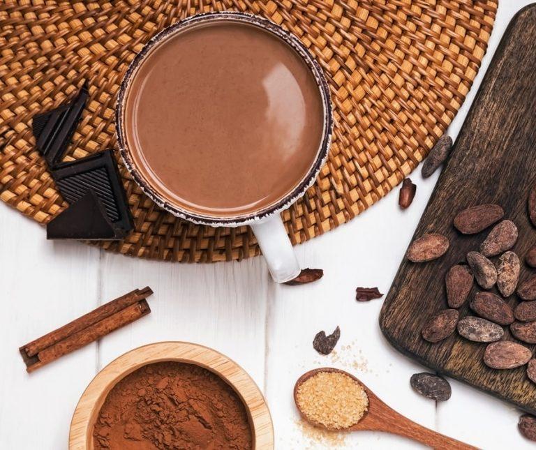 Ρόφημα σοκολάτας Vegan