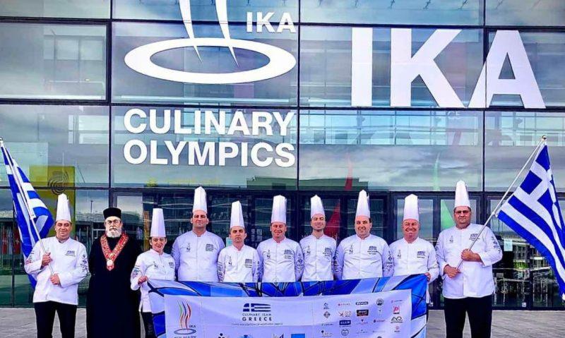 Χάλκινο μετάλλιο για τη Λέσχη Αρχιμαγείρων Βορείου Ελλάδος, στους Ολυμπιακούς Αγώνες Μαγειρικής-featured_image