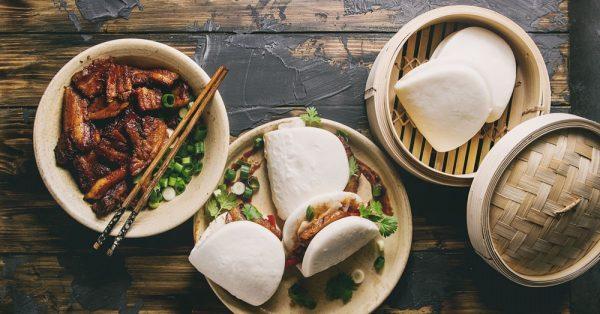 bao buns συνταγη μπάο μπαν bao ban