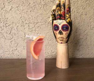 cocktail paloma παλόμα συνταγη κοκτειλ με τεκιλα και ροζ γκρειπφρουτ σοδα