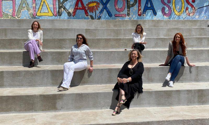 Η Αργυρώ μαζί με άλλες διάσημες μητέρες, στα Χωριά SOS για να στηρίξουν τη σημαντική ενέργεια #stinpioglikiamama-featured_image
