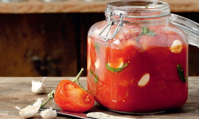 Συντήρηση ντομάτας σε βάζο και κατάψυξη-featured_image