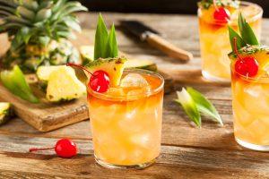 drink original mai tai cocktail συνταγη μάι τάι κοκτειλ ποτο muay thai recipe αυθεντικη