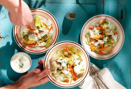 Αγκινάρες σαλάτα-featured_image