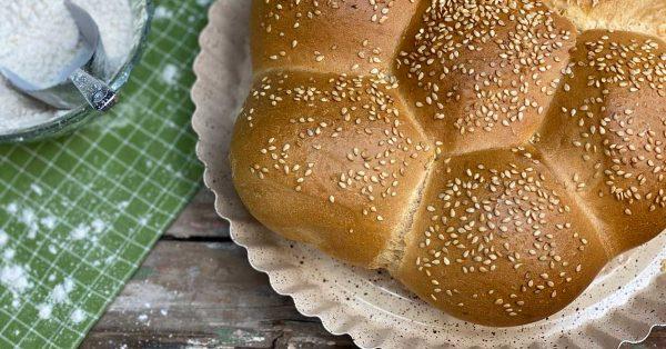ψωμί μαργαρίτα πολυτελειας συνταγη