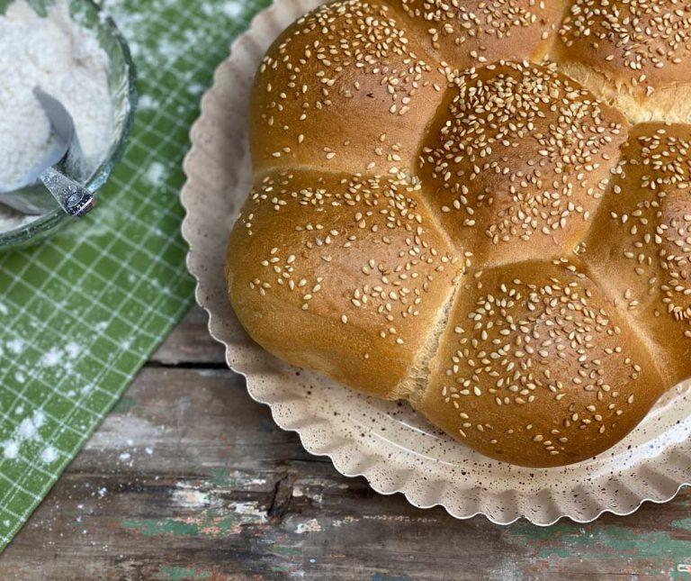 Ψωμί μαργαρίτα (Πολυτελείας)