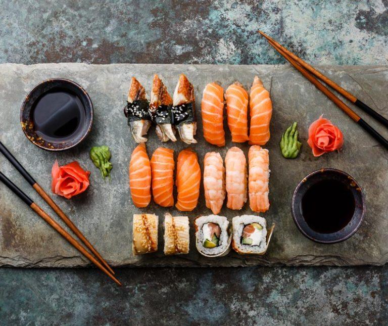 Sushi (Σούσι)