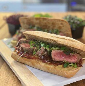 steak sandwich συνταγη