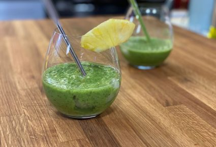 Smoothie με σπανάκι-featured_image