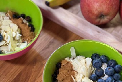 Πρωινό με βρώμη και ταχίνι-featured_image