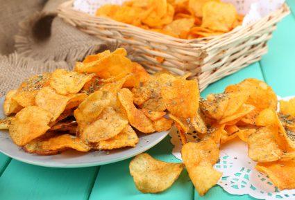 Σπιτικά πατατάκια (τσιπς πατάτας)-featured_image