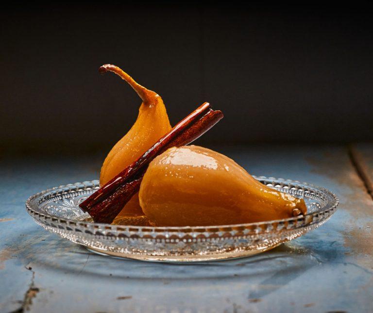 Γλυκό κουταλιού αχλάδι
