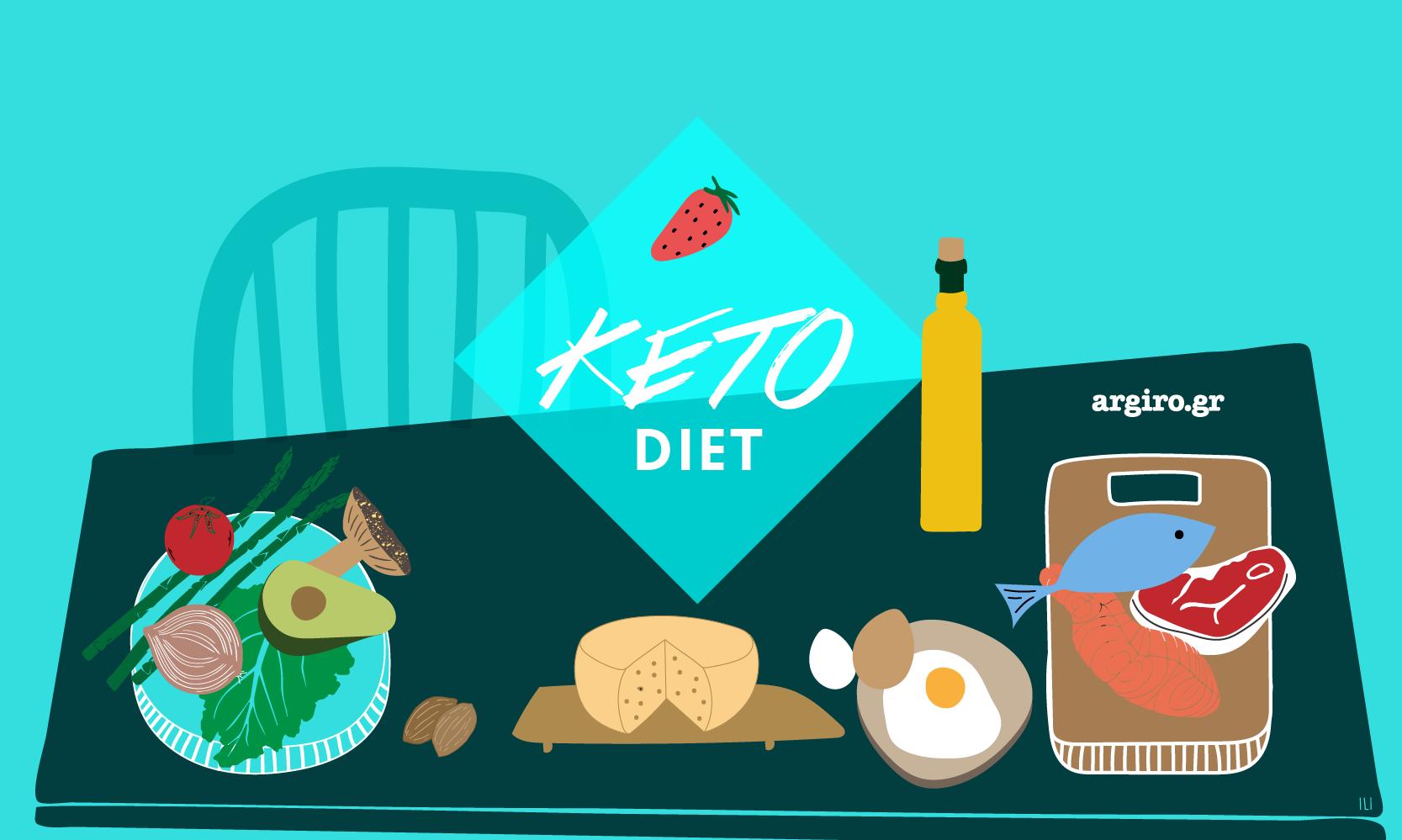Κετογονική δίαιτα: Να την δοκιμάσω ή όχι;-featured_image