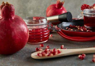 Γρεναδίνη ή σιρόπι, πετιμέζι ρόδι και πώς γίνεται-featured_image