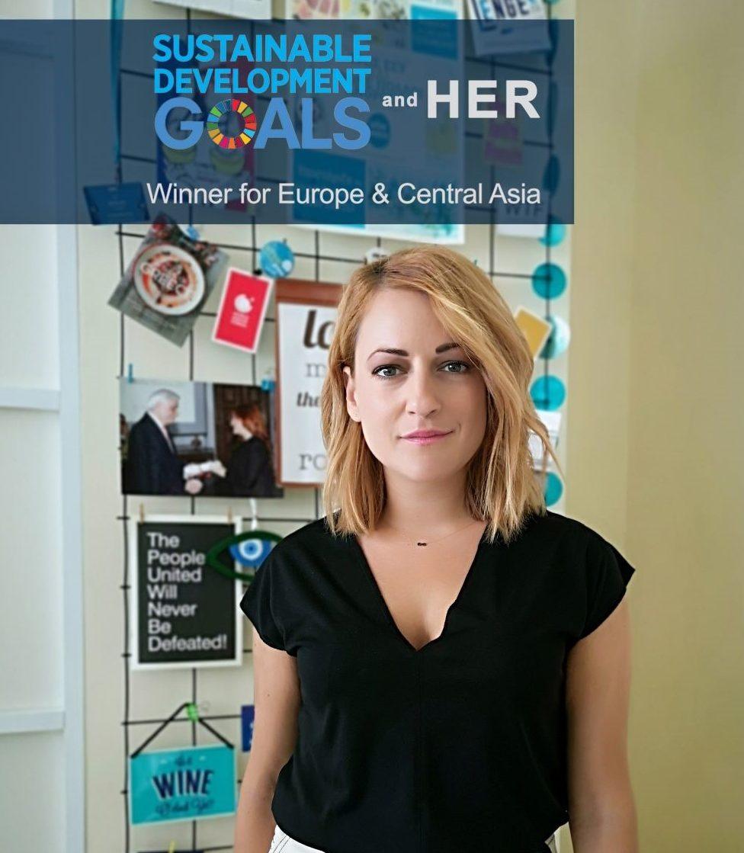 Η Wise Greece βραβεύτηκε για το έργο της στο πλαίσιο της Παγκόσμιας Ατζέντας Βιωσιμότητας 2030!-featured_image