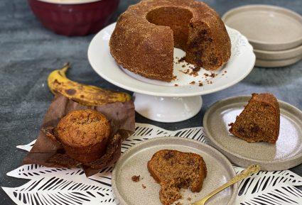 Κέικ με σίκαλη μπανάνα και σοκολάτα-featured_image