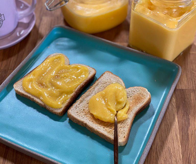 Κρέμα λεμόνι πορτοκάλι (Lemon Curd)
