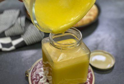 Κρέμα λεμόνι πορτοκάλι (Lemon Curd)-featured_image