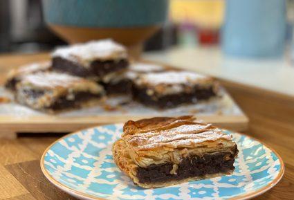 Σοκολατόπιτα με φύλλο-featured_image