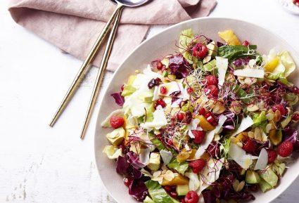 Σαλάτα με ρόδι και πορτοκάλι-featured_image