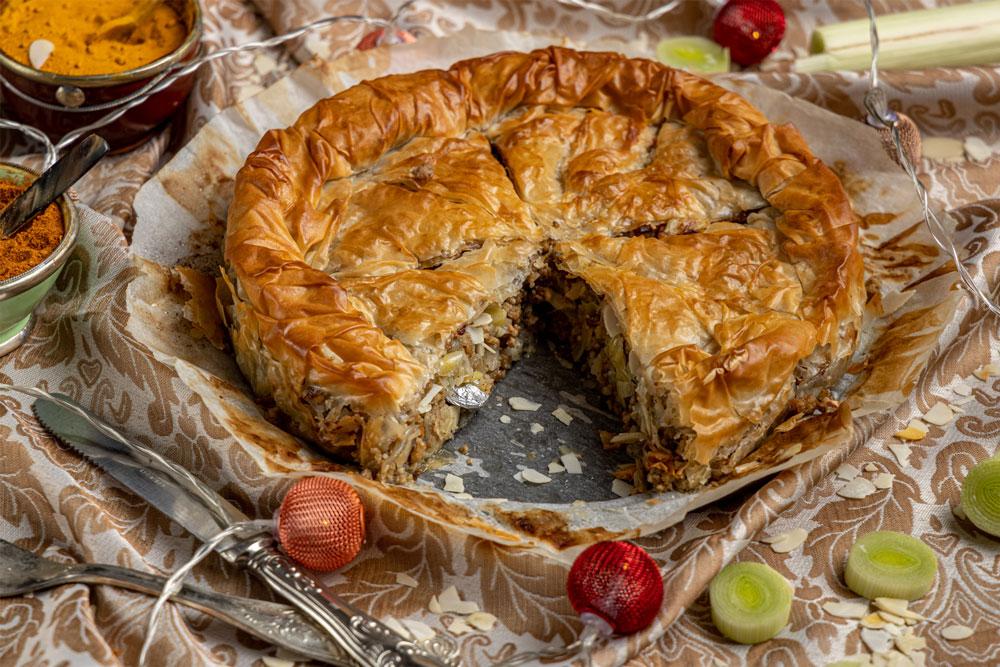 Βασιλόπιτα γλυκιά και αλμυρή σε όλη την Ελλάδα-featured_image