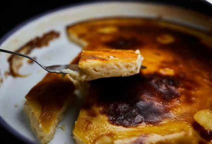 Milk Pie without phyllo-featured_image