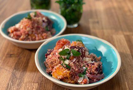 Vegan πιλάφι κινόα με λαχανικά-featured_image