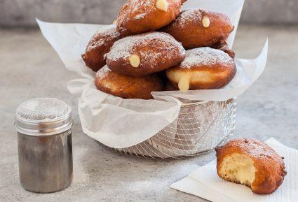 Κρέμα βανίλια για γεμιστά Ντόνατς (Donuts)-featured_image