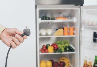 Φαγητό στο ψυγείο κατά τη διακοπή ρεύματος! Το πετάμε;-featured_image