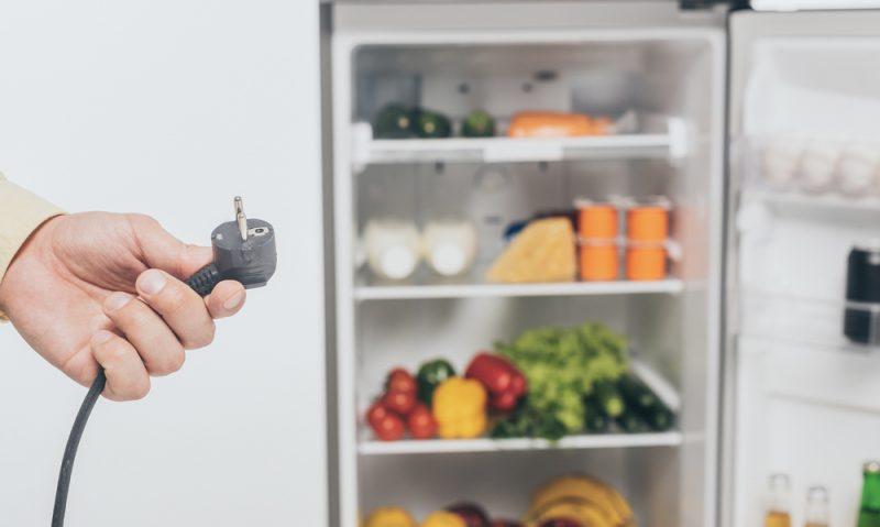 Φαγητό στο ψυγείο κατά τη διακοπή ρεύματος! Το πετάμε;