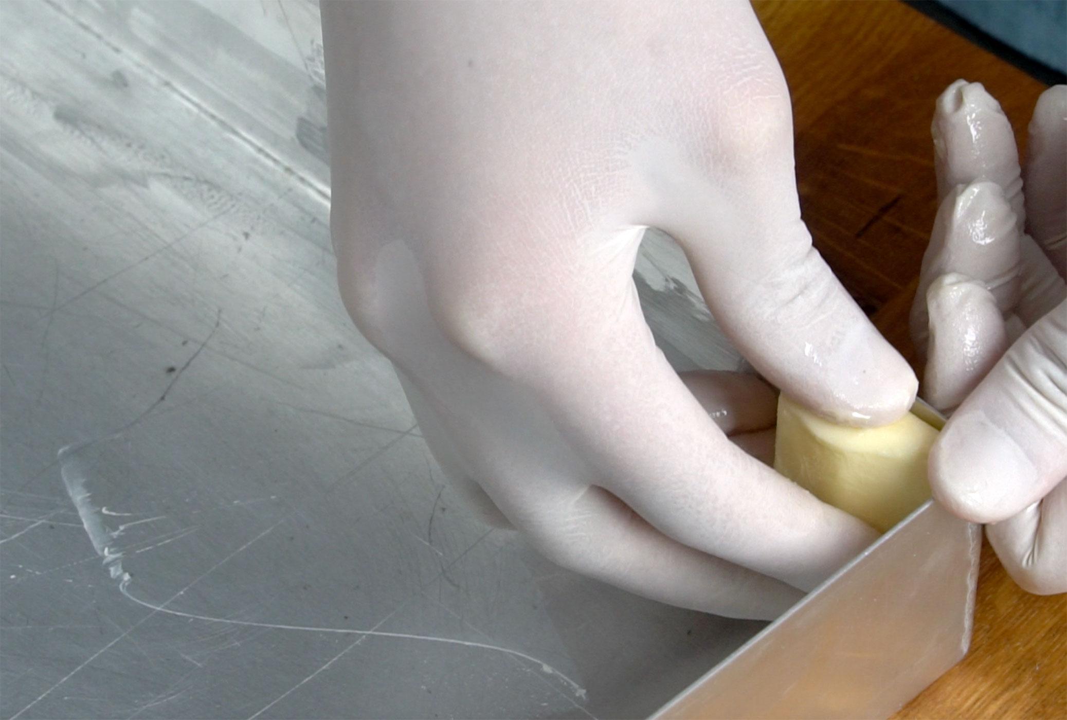 Βουτύρωμα ταψιού