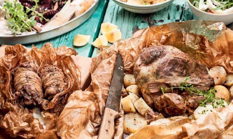 Πάσχα 2021: Παραδοσιακό πασχαλινό τραπέζι-featured_image