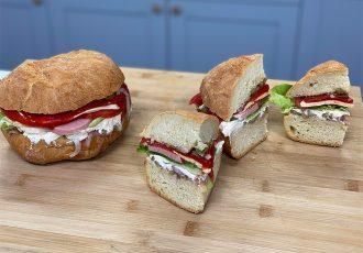 Ψωμί ουράνιο τόξο για πικ νικ-featured_image