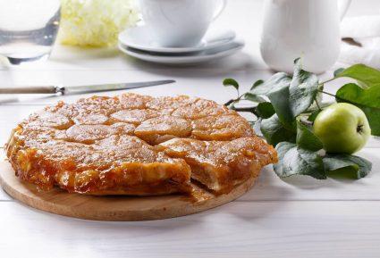 Τάρτα μήλου ανάποδη (Tarte tatin)-featured_image
