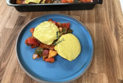 Vegan μπιφτέκια με τυρί στο φούρνο-featured_image