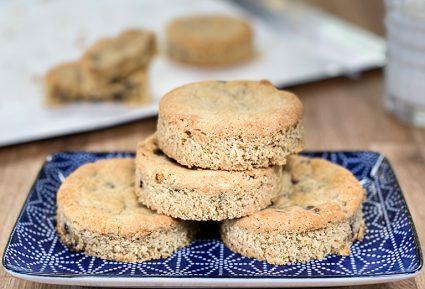 Soft cookies με σοκολάτα και ginger του Ευγένιου Βαρδακαστάνη-featured_image