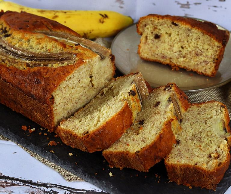 Κεικ μπανανα χωρις ζαχαρη του Γιάννου Βαλιάνου